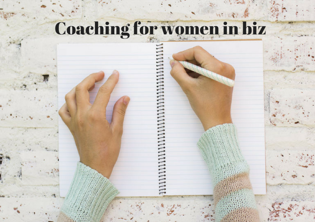Coaching and editing for your online biz