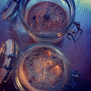 Magic Quinoa Jars: fast, sugar-free yumminess