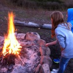 Lessons from the campfire in Stanthorpe
