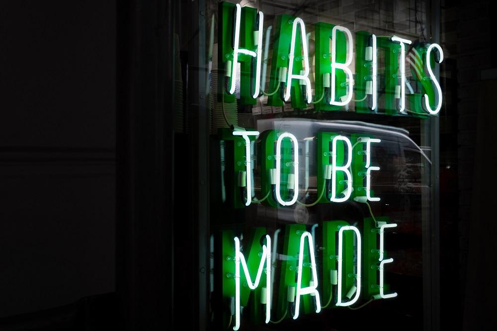 routine habits